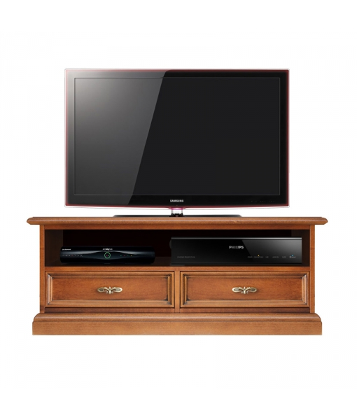 Low tv stand cabinet for soundbar. Product code: SB-106-plus