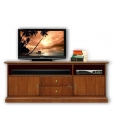 Low tv unit, tv stand, wooden cabinet, living room furniture, classic italian furniture, classic tv cabinet, 2 door tv stand