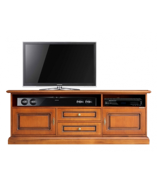 TV entertainment unit in wood. Sku SB-150Q