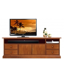 tv stand with soundbar shelf, tv stand, tv cabinet, wooden tv cabinet, living room cabinet, wooden tv cabinet,