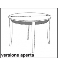 extendable console table, console table, wooden console table, entryway furniture,