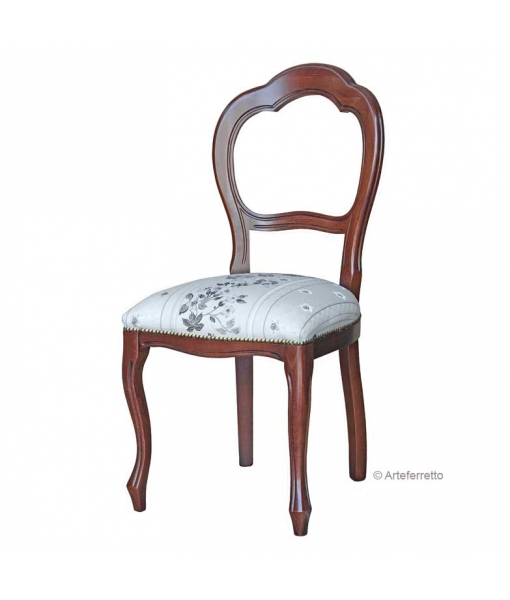 Solid wood chair for dining room. SKU. vis-400