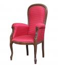 "Raised seat armchair ""Voltaire"""
