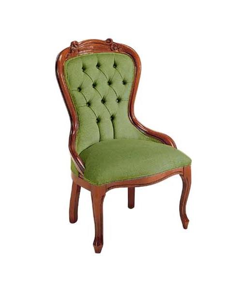 bedroom armchair, wooden armchair, bedroom furniture