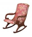 Rocking armchair, armchair, rocking armchair for living room,