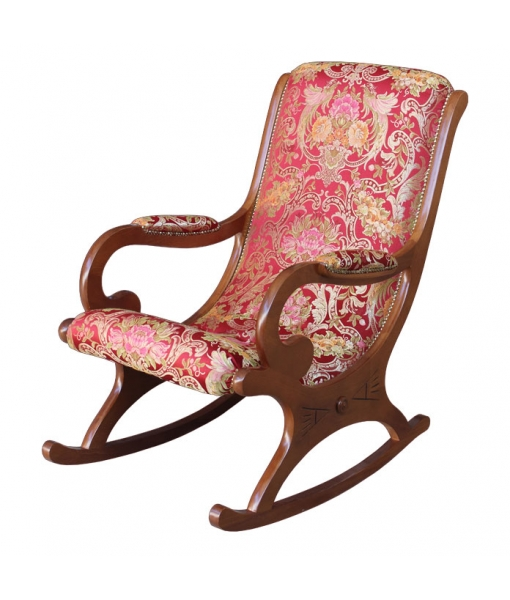 Rocking armchair, armchair, rocking armchair for living room,