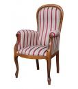 armchair, comfortable armchair, classic armchair, wooden armchair, soft armchair, classic style armchair, furniture for living room, living room armchair