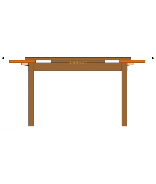 extendable table, table extensions, wooden table extensions