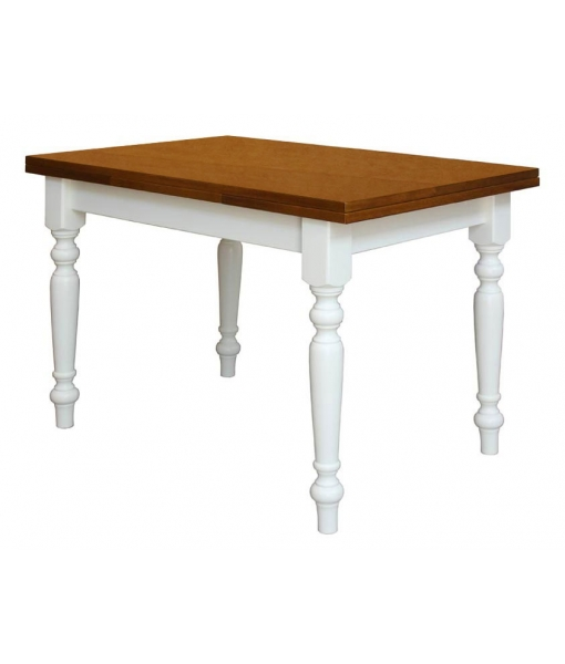 Two tone table in wood. Sku bic-204