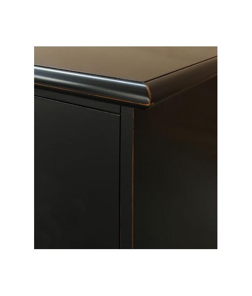 black finish, tv cabinet, tv unit, black tv unit, wood furniture, living room furniture, living room cabinet