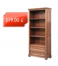 classic bookcase, bookcase, bookcase with drawers