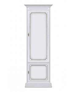 1 door space saving wardrobe, wooden wardrobe, bedroom wardrobe, white wardrobe, 1 door cabinet, wooden furniture