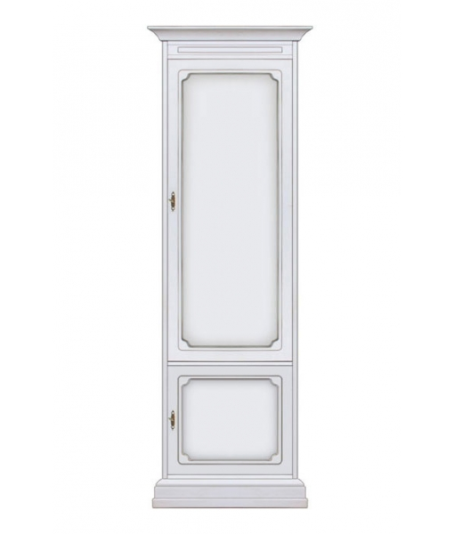 1 door space saving wardrobe, bedroom cabinet. Sku NT-1P