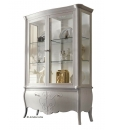 classic display cabinet, living room furniture, wooden bookcase, classic bookcase, display cabinet, wooden display cabinet,