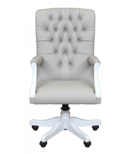 swivel office armchair, armchair in leather, upholstered armchair, office chair, president office chair, wooden svwivel chair, office furniture