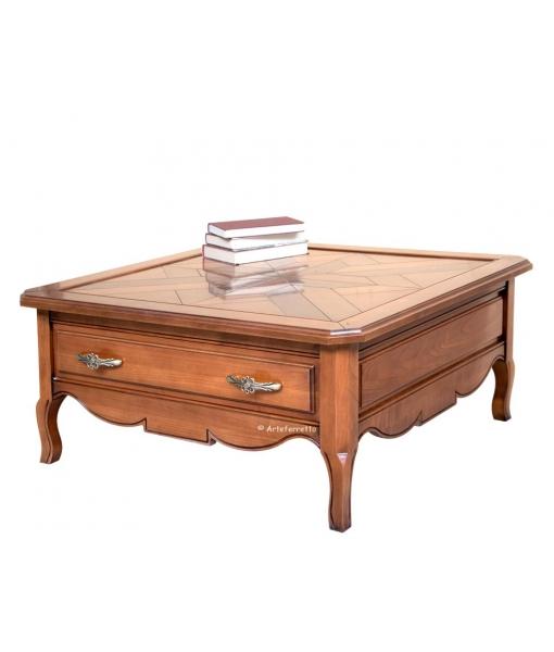 Tessellated top coffee table sku. D-918