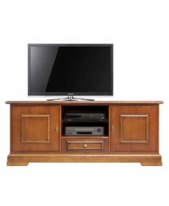 Arteferretto, classic tv cabinet, functional tv cabinet, tv stand, living room cabinet, wooden tv unit,