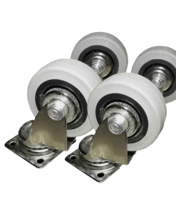 casters for furniture, rubber casters, casters