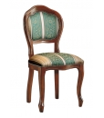 classic dining chair in beech wood, kitchen chair, dining chair, classic furniture, upholstered chair, wooden chair,