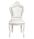 carved chair, carved classic chair, wooden chair, elegant chair, classic furniture, dining chair