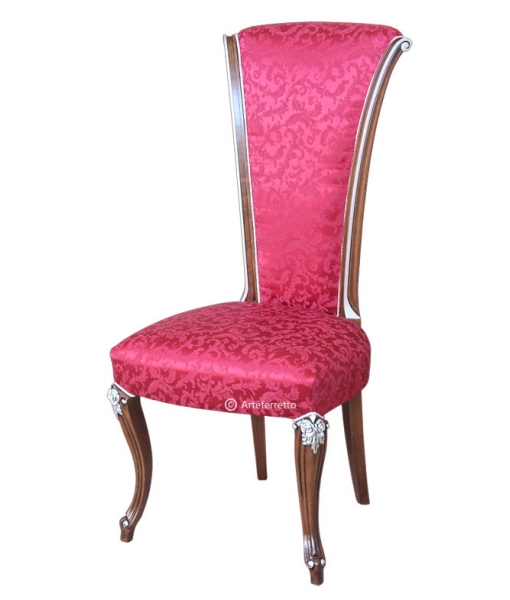 Elegant classic chair for living room or dining room. SKU: C340