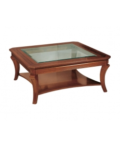 coffee table, tea table, wooden coffee table, crystal, wooden furniture, living room furniture
