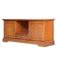 italian design tv cabinet, tv cabinet, wooden tv cabinet, tv stand in wood, wooden furniture, classical furniture, living room furnishings