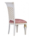 Elegant chair, backrest detail. Sku C272