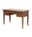 desk, wooden desk, writing desk, classic desk