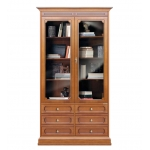 Display cabinet Bookcase W&G