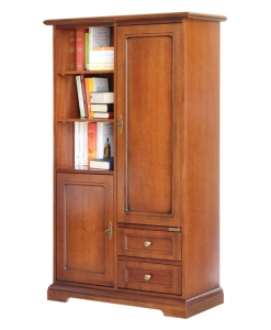 multifunctional cabinet, wooden cabinet, small cabinet, living room furniture, classic style,