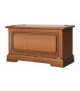 wooden storage chest, storage chest, entryway furniture, hallway furniture, classic furniture, storage box