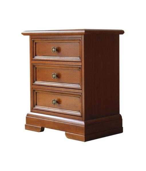 3 drawer bedside table Springville sku 743