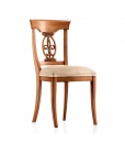 chair, dining chair, wooden chair, carved design chair, classic chair