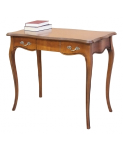 classic shaped desk, shaped desk, classic desk, office desk, wooden desk, classic style, wooden furniture,