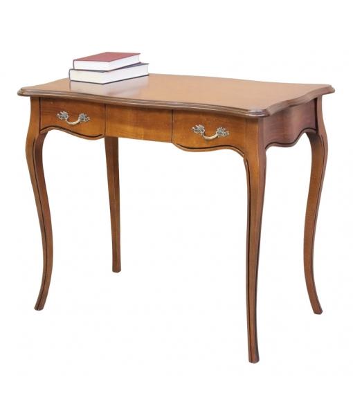 Classic shaped desk