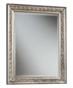 mirror, classic mirror, rectangular mirror, silver mirror, bevelled mirror,