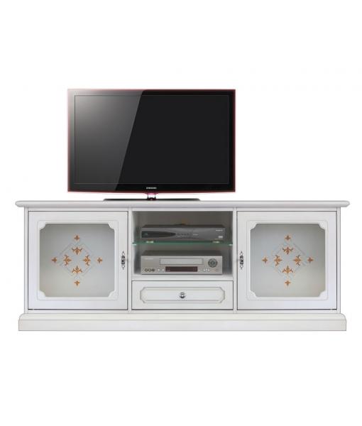 Wooden tv stand for living room. Sku 14004