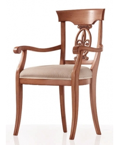 upholstered chair, head table chair, wooden chair, italian design chair, dining room chair, chair,
