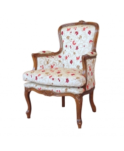 armchair, classical armchair, comfortable armchair, living room furniture