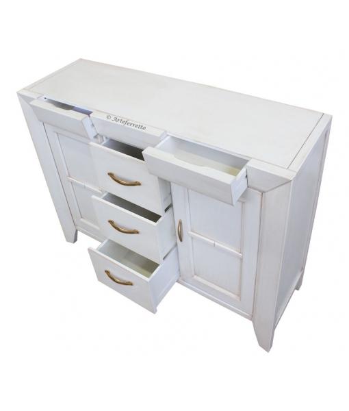 sideboard, wooden sideboard, living room sideboard, lacquered sideboard, italian design, wooden furniture, living room furniture