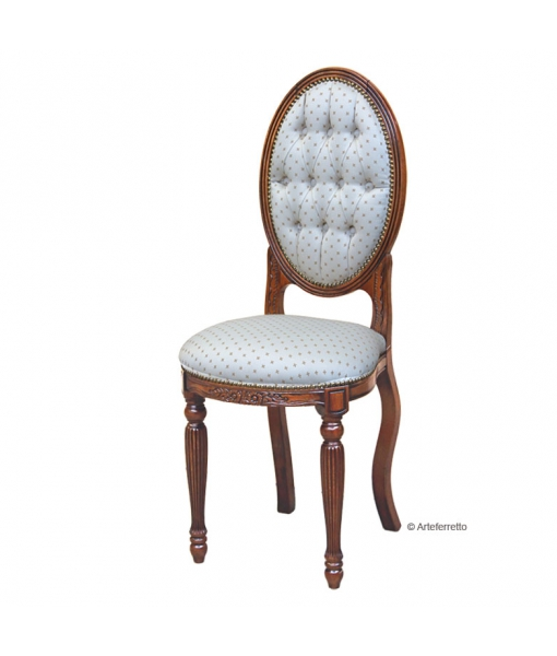 Oval chair Empire, SKU: P-B23