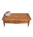 cherry wood coffee table, rectangular cherry wood coffee table, rectangular coffee table, classic coffee table, wooden coffee table, living room coffee table