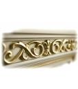 classic dresser, chest of drawers, bedroom dresser, classic furniture, dresser in classic style, wooden dresser, golden details, dresser with carved details