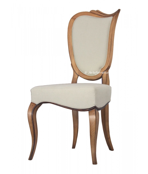 Italian design dining chair. Elegant chair for dining room. Sku AF-9504