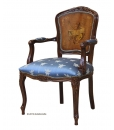 classic armchair, armchair for living room, padded armchair, classic style, classic furniture