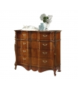 classic dresser, bedroom dresser, classic furniture, chest of drawers, wooden dresser, inlaid dresser