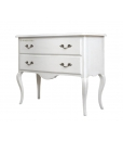classic bedroom dresse, classic dresser, white dresser, 2 drawer dresser, chest of drawer, bedroom furniture, classic furniture,