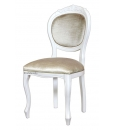 Upholstered classic chair