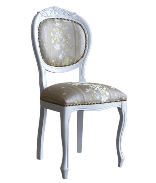 Upholstered classic chair, SKU: VIS-12-AV